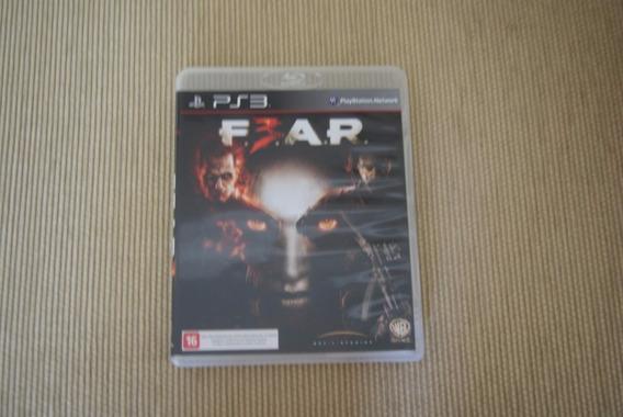 Jogo Ps3 - Fear 3