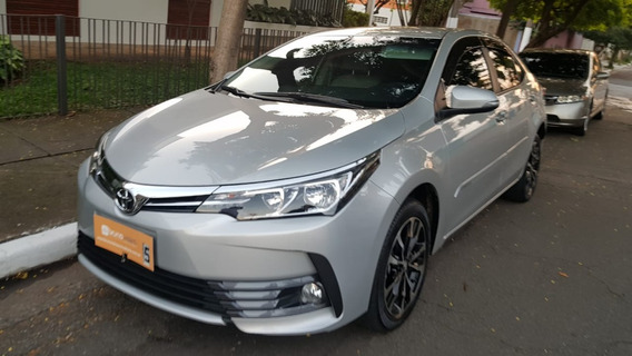 Toyota Corolla 2.0 16v Xei Flex Multi-drive S 4p Impecável!