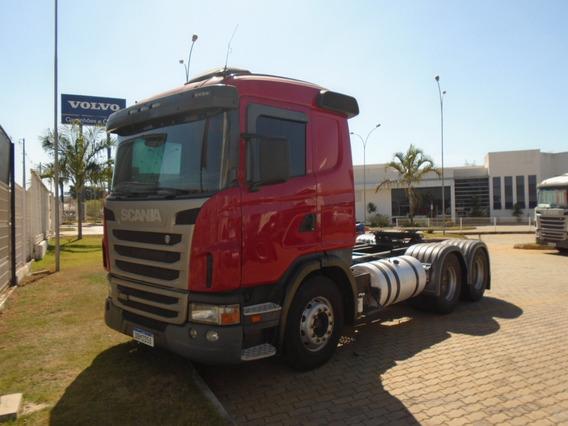 Scania 420 6x4 2011-2012