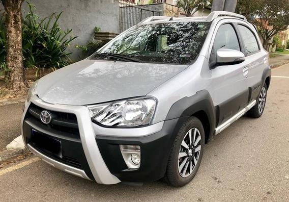Toyota Etios Xls1.5 2015 Completo Impecavel