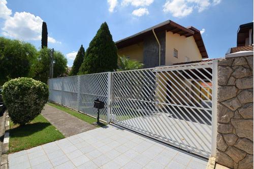 Excelente Casa Em Condominio Em Valinhos-sp-341 M² Por R$ 850.000 - Parque Residencial Maison Blanche - Valinhos/sp - Ca5488