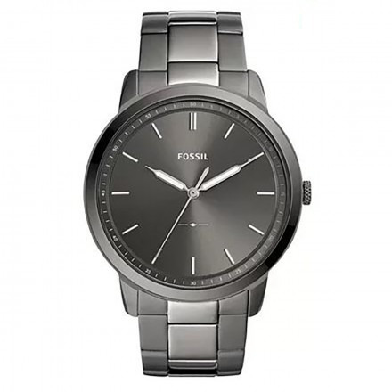 Relógio Masculino Fossil Fs5459/1cn Aço Grafite