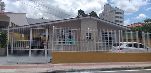 Casa Com 3 Dormitórios À Venda, 200 M² Por R$ 580.000,00 - Nossa Senhora Do Rosário - São José/sc - Ca0244