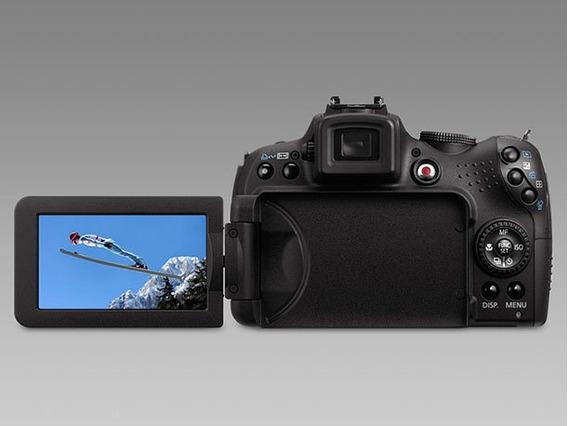 Câmera Canon Powershot Sx 1is