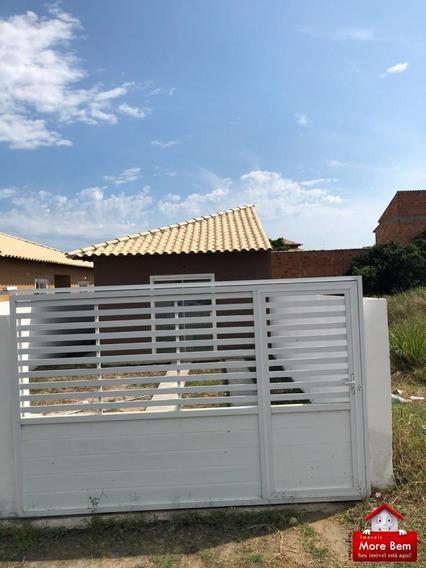 Casa 2 Quartos (1 Suíte) Em São Pedro Da Aldeia/rj - Cs-577