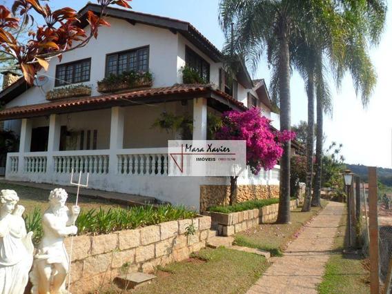 Chácara Com 4 Dormitórios À Venda, 2000 M² Por R$ 1.400.000,00 - Caixa D´água - Vinhedo/sp - Ch0097