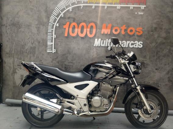 Honda Cbx 250 Twister 2008 Otimo Estado Aceito Moto