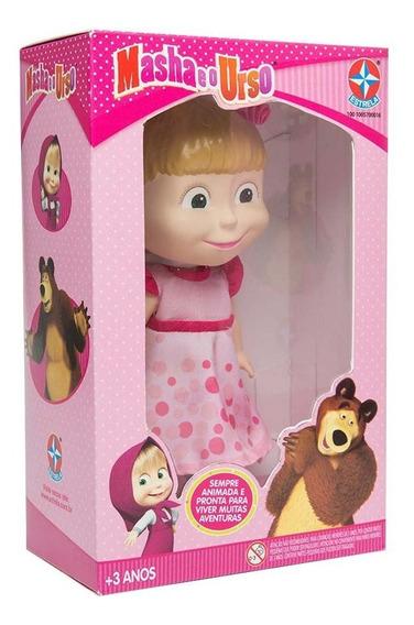Brinquedos Para Meninas Masha E O Urso Boneca Masha Estrela