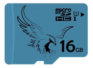 Braveeagle Micro Sd Card 16gb Class 10 U1 Microsdhc Memory C