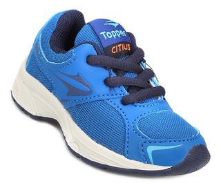 Zapatillas Topper Citius Bebé Running Primeros Pasos Running
