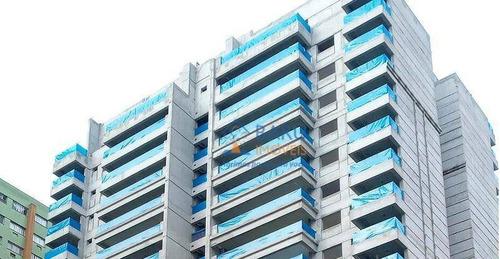 Imagem 1 de 10 de Apartamento Com 3 Dormitórios À Venda, 163 M² Por R$ 2.380.000 - Vila Mariana - São Paulo/sp - Ap64313