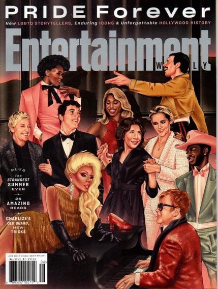Entertainment Us Revista - Assinatura 6 Meses