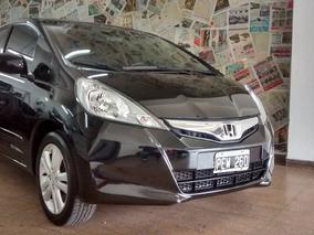 Honda Fit 1.5 Ex-l Mt 120cv