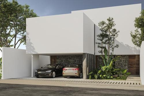Imagen 1 de 15 de Casas En Venta Privada Con Amenidades  - Mérida Norte