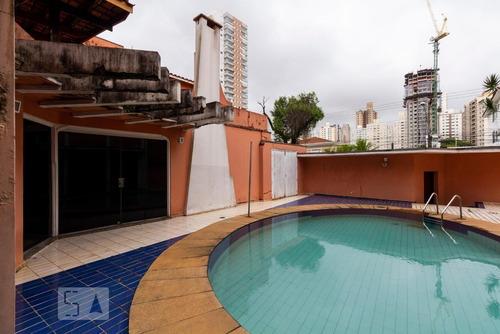 Casa Para Aluguel - Vila Mascote, 5 Quartos,  740 - 892885019