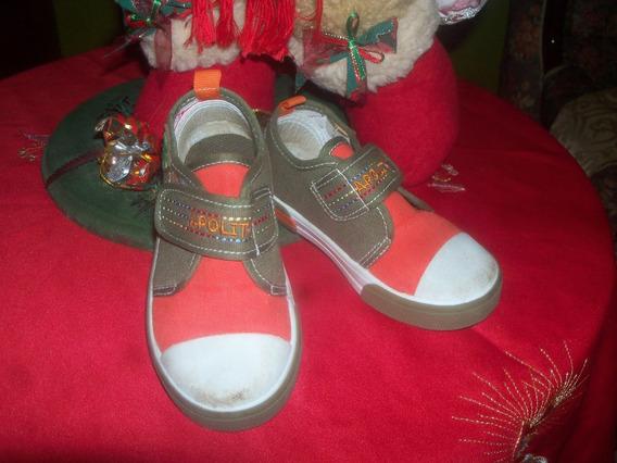 Zapatos Apolito De Niño