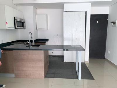 Renta Penthouse Con Terraza Roma Calle Sinaloa (ao)