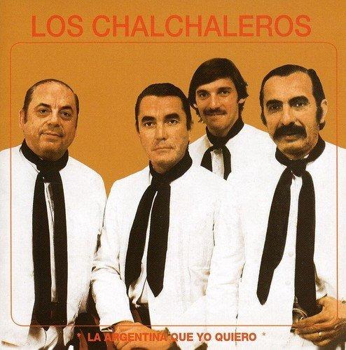 Cd : Los Chalchaleros - La Argentina Que Yo Quiero (cd)