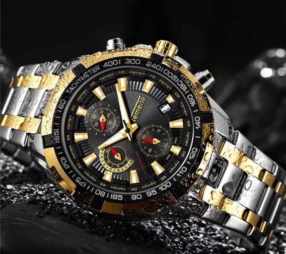 Relógio Temeite Luxo