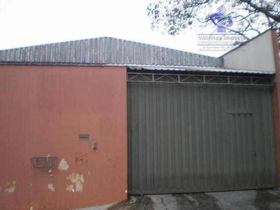 Barracão Comercial Para Venda E Locação, Vila Santana, Valinhos - Ba0026. - Ba0026