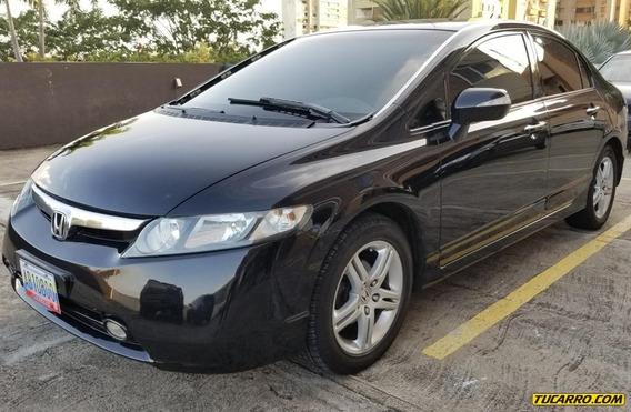Honda Civic Emotion Exs - Automática