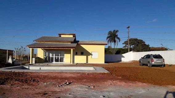 Condomínio Fechado Ibiúna 1.055 Mts Casa Nova E Piscina !