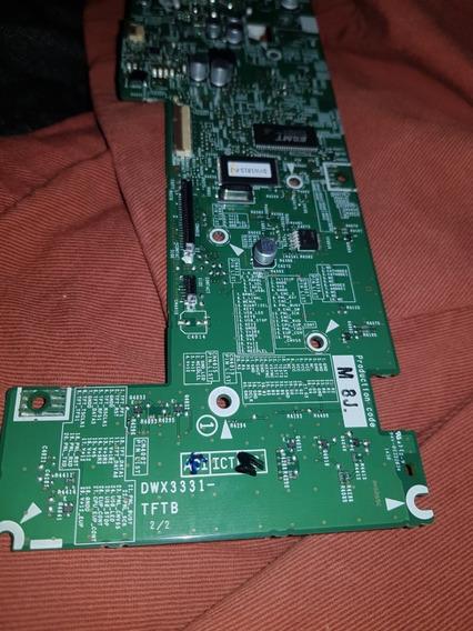 Placa Dwx3331 Dwx 3331 Tftb Cdj 2000 Nexus