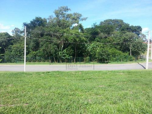 Terreno À Venda, 1073 M² Por R$ 335.000,00 - Condomínio Fazenda Jequitibá - Sorocaba/sp - Te0259