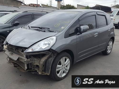 Suacata Honda Fit 2014 - Somente Retirar Peças