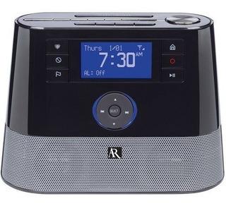 Radio Internet Despertador Am/fm/aux In/usb Mp3