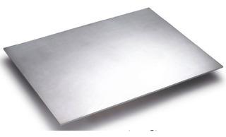 Recorte Chapa Aluminio 2mm 500x500mm. Servicio De Corte