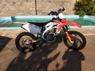 Crf 450x Oficial