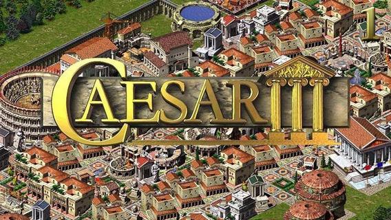 Jogo Caesar 3 Para Pc - Audio Em Português - Mídia Digital