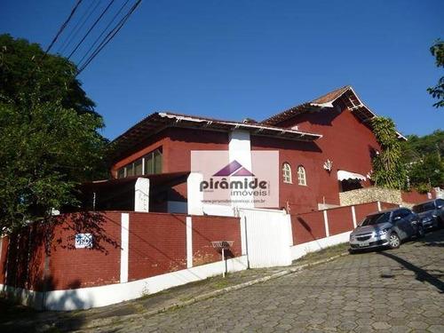 Casa À Venda, 248 M² Por R$ 720.000,00 - Jardim Esplanada Ii - São José Dos Campos/sp - Ca2827