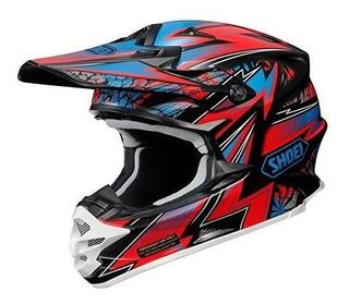 Casco De Moto Shoei Maelstrom Vfx-w Mx / Off-road / Dirt Bik