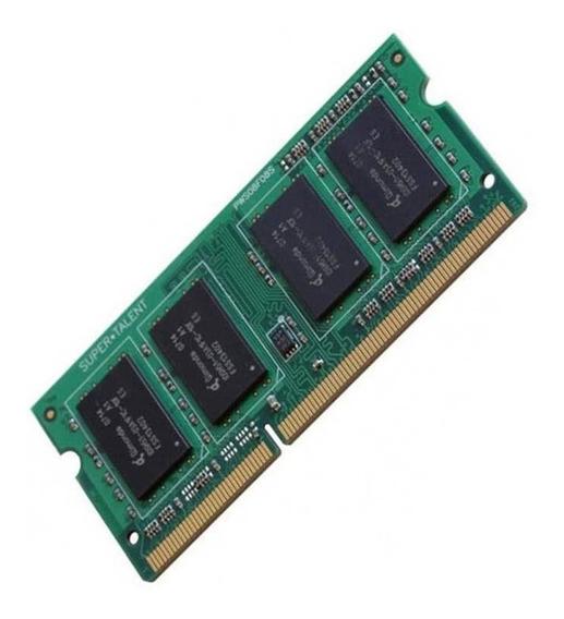 Memorias Sodimm 2gb Ddr3 1333mhz - Notebook Netbooks