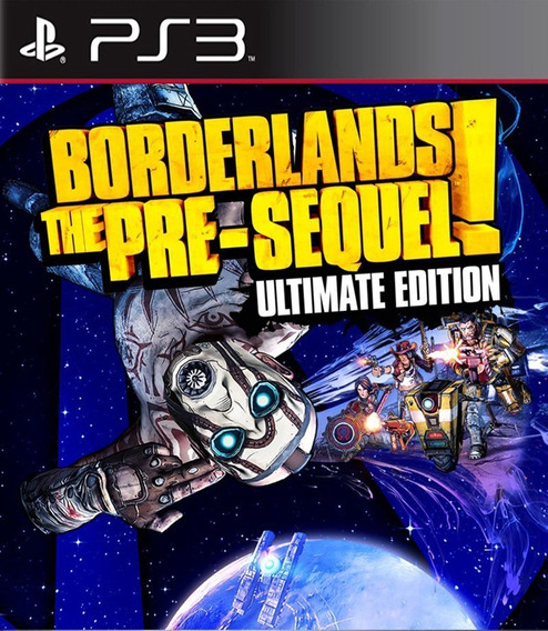 Borderlands The Pre Sequel + Todas Dlcs - Jogos Ps3
