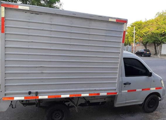Camioneta Changhe Modelo 2015 Con Furgon