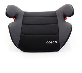 Booster De 15kg Até 36kg - Go Up - Preto E Cinza - Cosco