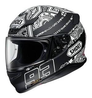 Casco De Motocicleta Shoei Rf-1200 Marquez Digi-ant Street B