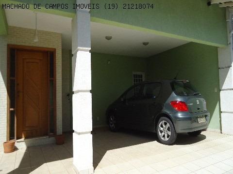 Venda Casa Campinas - Ca01854 - 2655238