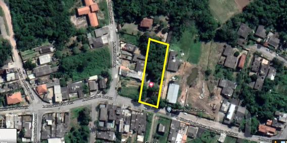Terreno Grande 1680m²- 10 Min Do Centro