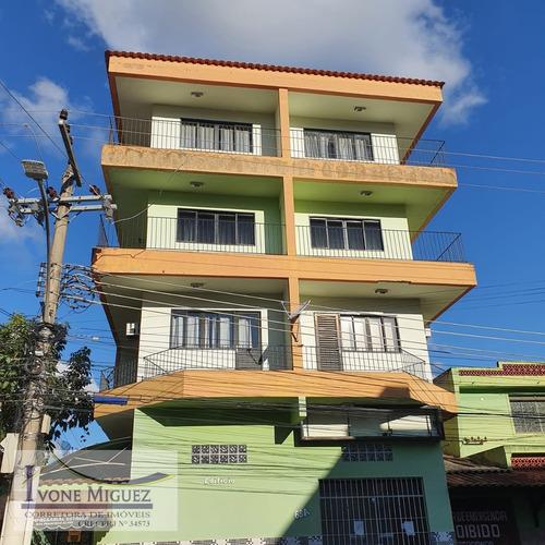 Imagem 1 de 9 de Sala Em Centro  -  Miguel Pereira - 3105