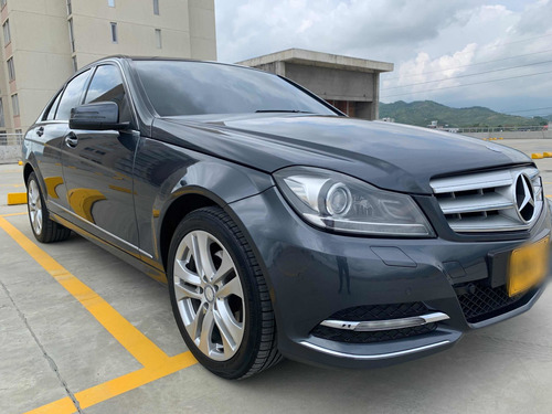 Mercedes-benz Clase C 2013 1.8 Cgi Avantgarde