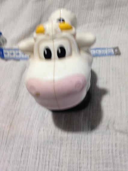 = Fisher Price Lanterna Vaquinha Vaca Que Acende E Mugi
