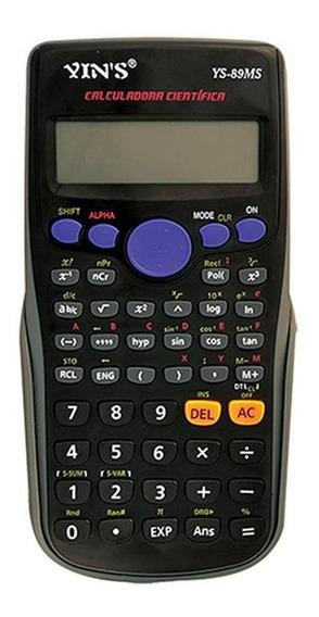 Calculadora Científica Ys-89ms Yin