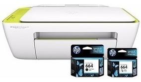 Impressora Multifuncial Hp Advantage 2135 A Cores