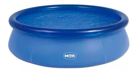 Piscina Mor 1053 Splash Fun Redonda 2400l Azul