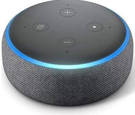 Echo Dot 3er Generacion Amazon Con Alexa Nuevo Sellado