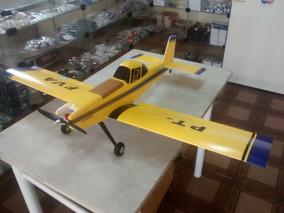 Aeromodelo Elétrico Ipanema 1100mm Com Eletrônica.